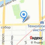 Craft coffee на карте Санкт-Петербурга