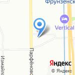 ЛСАБ Инструмент Сервис на карте Санкт-Петербурга