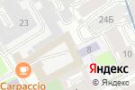 Схема проезда до компании Экстрапринт в Санкт-Петербурге