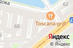 Схема проезда до компании Поляков и партнеры в Санкт-Петербурге