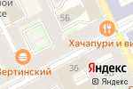 Схема проезда до компании MCMG в Санкт-Петербурге