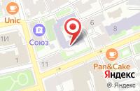 Схема проезда до компании Мои Документы в Кузнецово