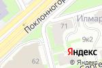 Схема проезда до компании Северная Компания в Санкт-Петербурге