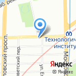 Хотим пить на карте Санкт-Петербурга