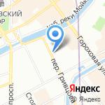 ОТИС Лифт на карте Санкт-Петербурга