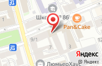 Схема проезда до компании Строка в Санкт-Петербурге