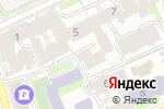 Схема проезда до компании Два крыла в Санкт-Петербурге