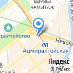 АТ-Сервис на карте Санкт-Петербурга