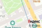 Схема проезда до компании Профит Солюшенз Инжиниринг в Санкт-Петербурге