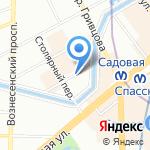 МЕД-МАГАЗИН на карте Санкт-Петербурга