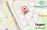 Схема проезда до компании Пролайн Фильм в Санкт-Петербурге