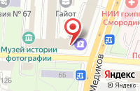 Схема проезда до компании Арт-Принт в Санкт-Петербурге