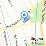 ProShift на карте Санкт-Петербурга