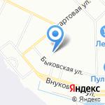АВТОDОМ на карте Санкт-Петербурга