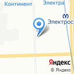 Боско-Пак на карте Санкт-Петербурга