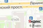 Схема проезда до компании pro.SUSHI в Санкт-Петербурге
