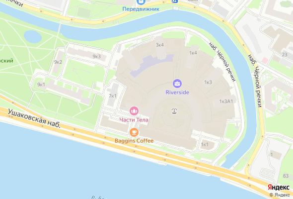 ЖК Riverside