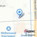 Энергоформ на карте Санкт-Петербурга