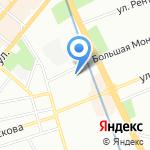 Happy Pet на карте Санкт-Петербурга