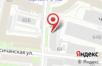 Схема проезда до компании ОМЕГА Принт в Санкт-Петербурге