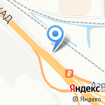 ЦЕМТЕХ на карте Санкт-Петербурга
