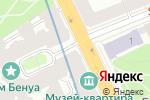 Схема проезда до компании Плюшкин дом в Санкт-Петербурге