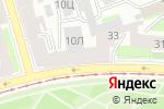 Схема проезда до компании Троицкий мост в Санкт-Петербурге
