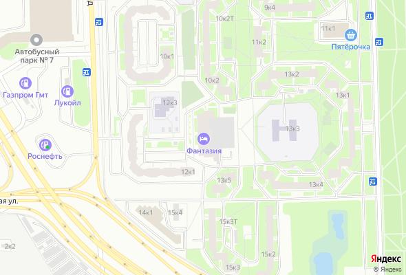жилой комплекс Парус