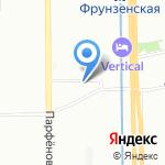 Акустика на карте Санкт-Петербурга
