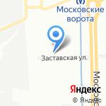Строительные Технологии на карте Санкт-Петербурга