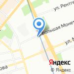 Комиссионная лавка на карте Санкт-Петербурга