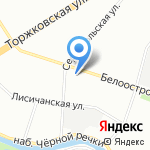 БПН-Интернешнл на карте Санкт-Петербурга