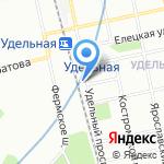 Магазин бытовой техники из Финляндии на карте Санкт-Петербурга
