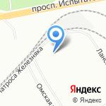 Гранд Капитал на карте Санкт-Петербурга