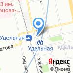 Жизнь на карте Санкт-Петербурга