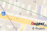 Схема проезда до компании Евроэкспертиза, АНО в Санкт-Петербурге