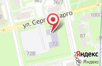 Схема проезда до компании Марк в Санкт-Петербурге