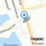 ЦМРТ на карте Санкт-Петербурга