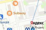 Схема проезда до компании Курильский берег в Санкт-Петербурге