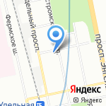 ZunZun.ru на карте Санкт-Петербурга