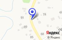 Схема проезда до компании ВАРТЕМЯЖСКАЯ АМБУЛАТОРИЯ в Приозерске