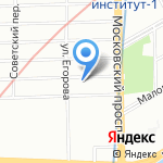 ФЕСТО-РФ на карте Санкт-Петербурга