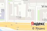 Схема проезда до компании Аварийный комиссар в Санкт-Петербурге