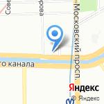 Нефтехимавтоматика на карте Санкт-Петербурга