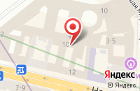 Схема проезда до компании Строй-Тех в Санкт-Петербурге