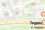 Схема проезда до компании Северо-Западный Медицинский центр в Санкт-Петербурге