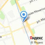 Дельта Дент на карте Санкт-Петербурга
