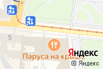 Схема проезда до компании Пикассо в Санкт-Петербурге