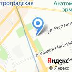 Кто есть кто на мясо-молочном рынке России на карте Санкт-Петербурга