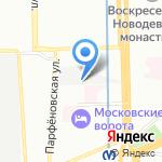 Особняк на карте Санкт-Петербурга